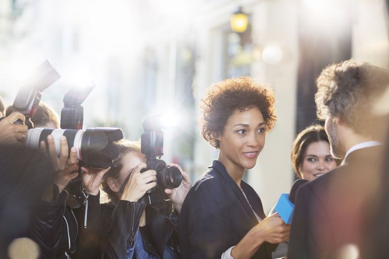 Careers in journalism