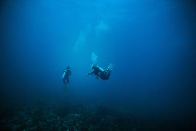 Guidelines for Maximum Depths You Should Dive