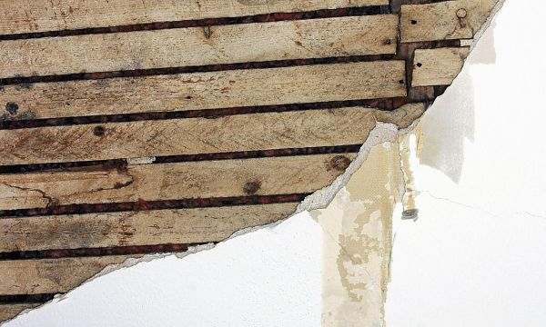 Lath and Plaster Walls