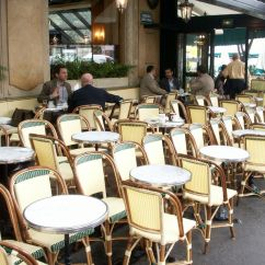 Parisian Cafe Table And Chairs Xten Office Chair By Pininfarina Paris Co Op Recliner Mexican Dining Room View Larger