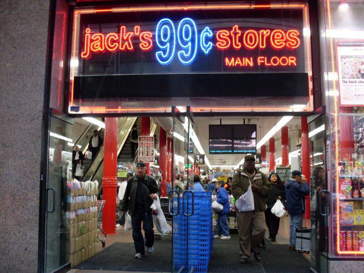 Check Out Jack S 99 Cent Store In Nyc