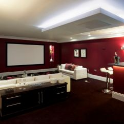 Best Feng Shui Pictures For Living Room Oriental Inspired Decor 7 Bold Color Ideas Your Basement