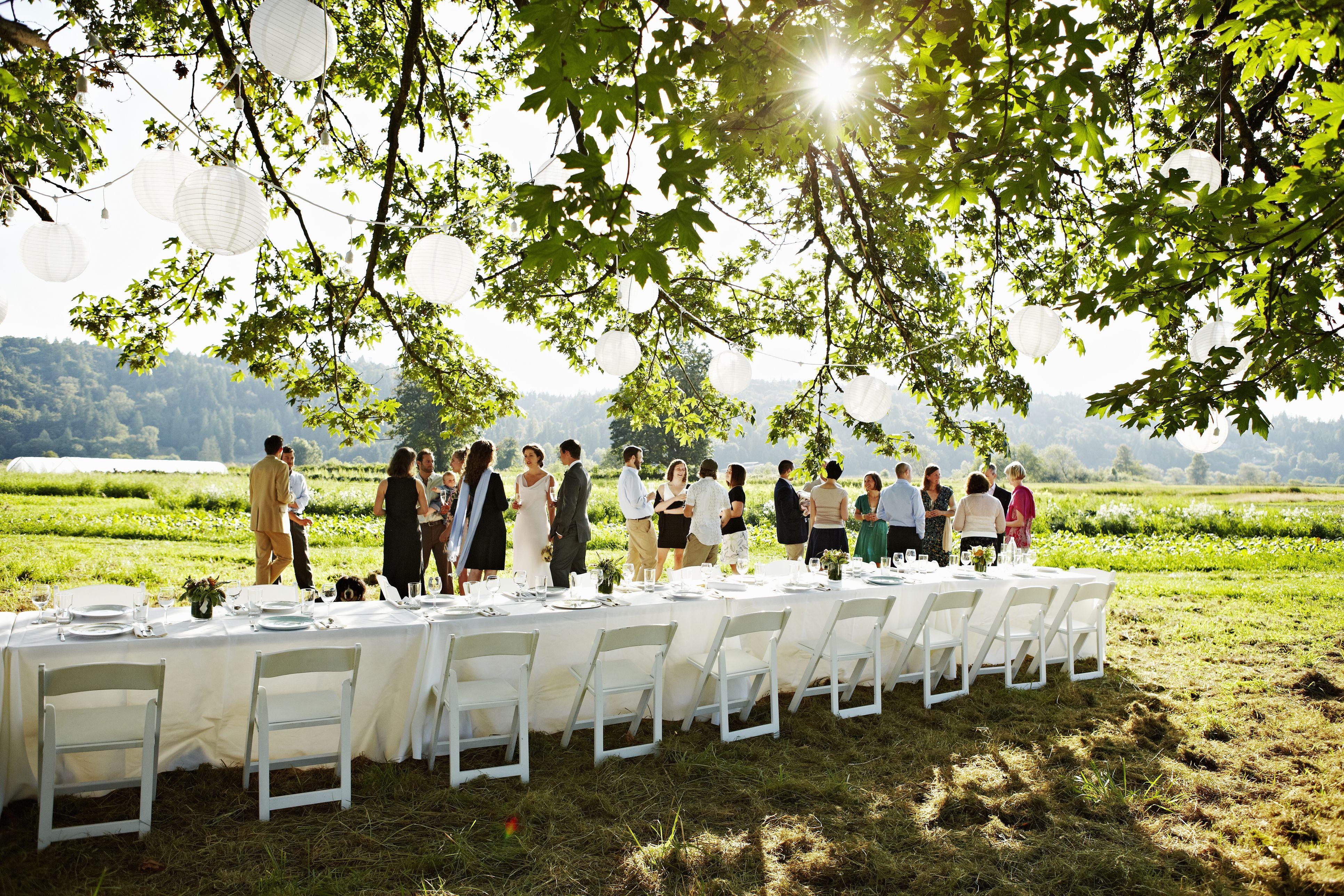 Planning A Big Wedding On A Small Budget