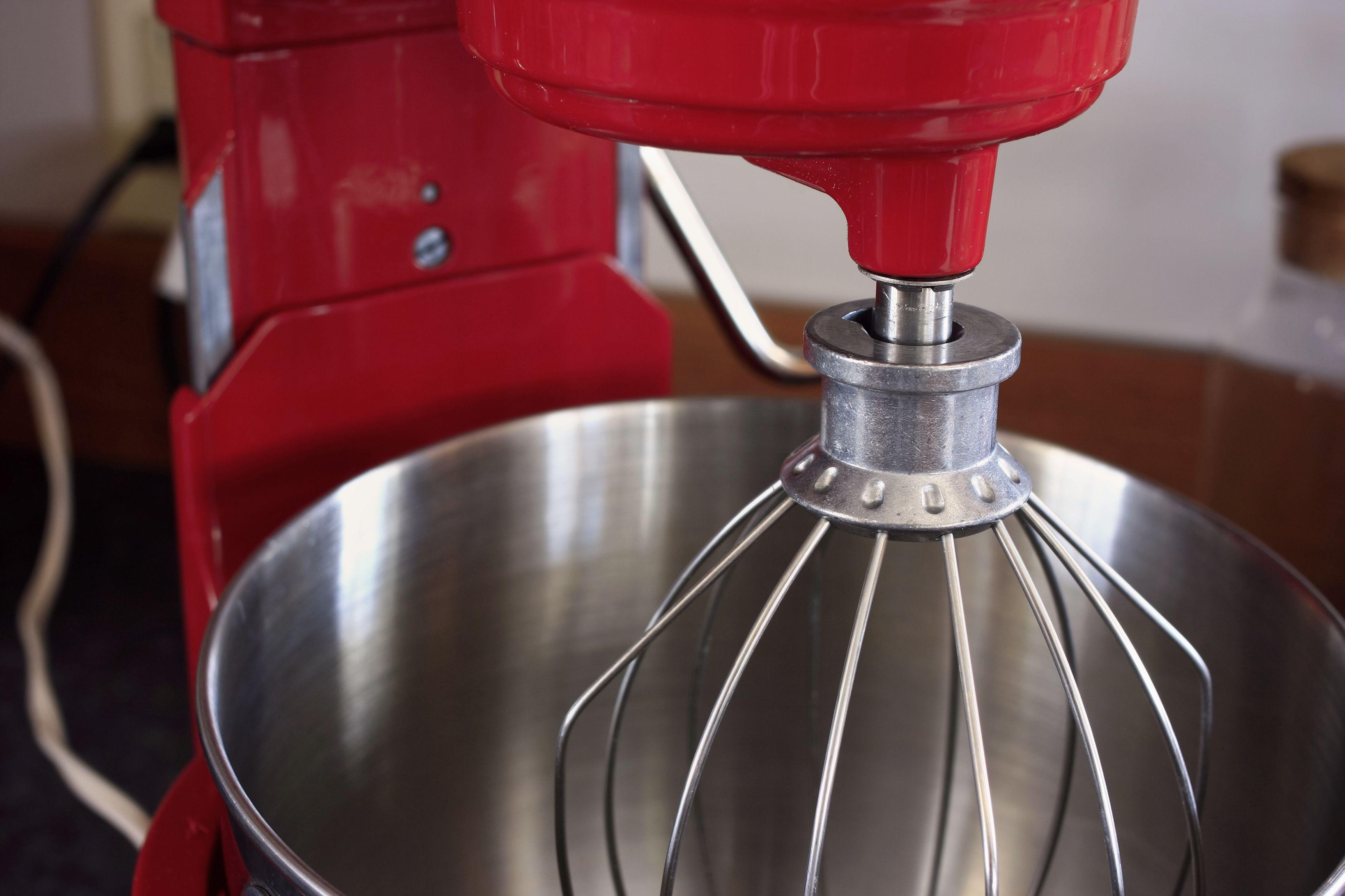 Beater To Bowl Clearance Adjusting KitchenAid Mixer