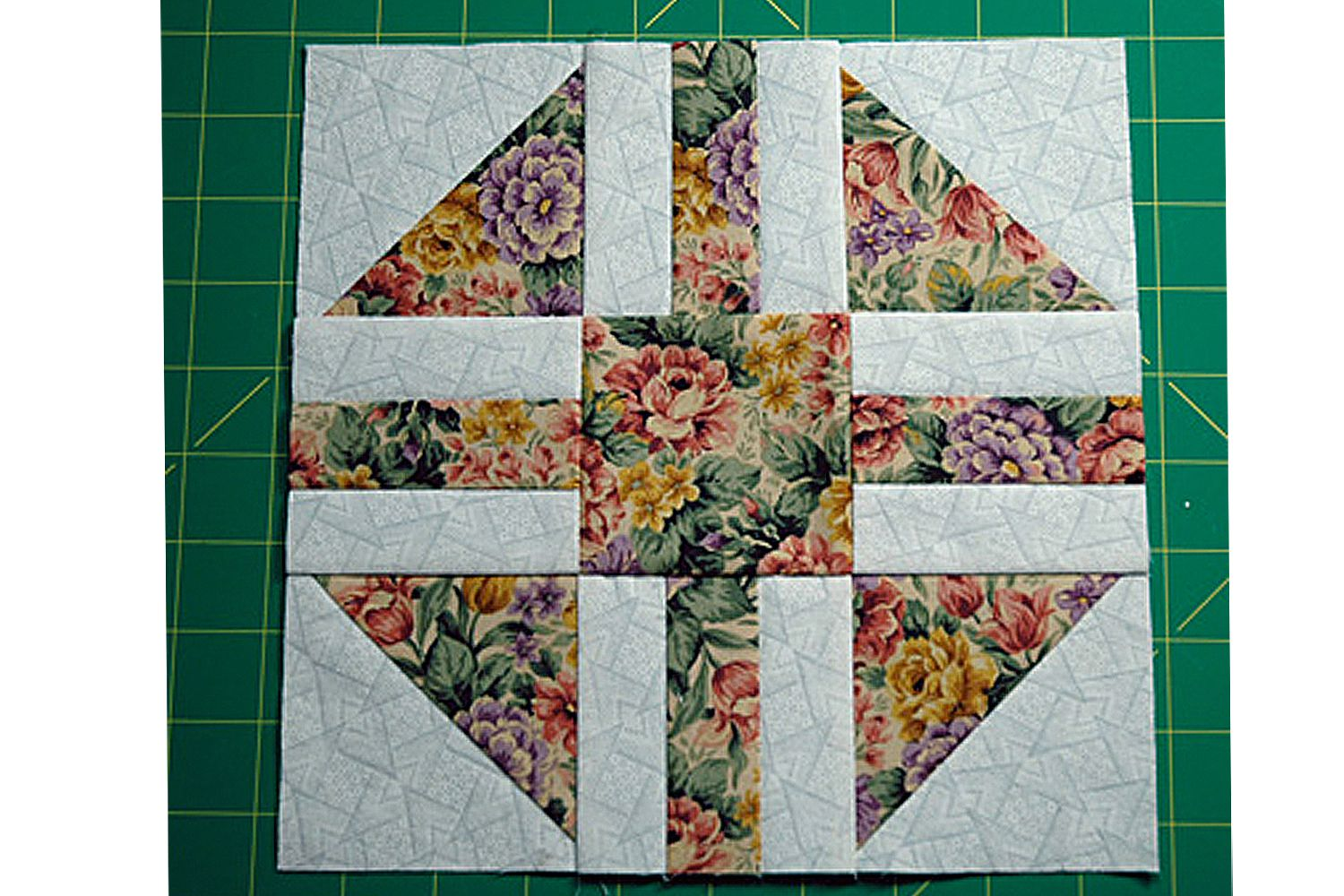 Paths And Stiles An Easy Quilt Block Pattern