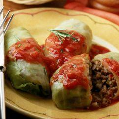 Organizing Kitchen Latest Gadgets Vegetarian Bulgarian Stuffed Cabbage Or Sarmi Recipe