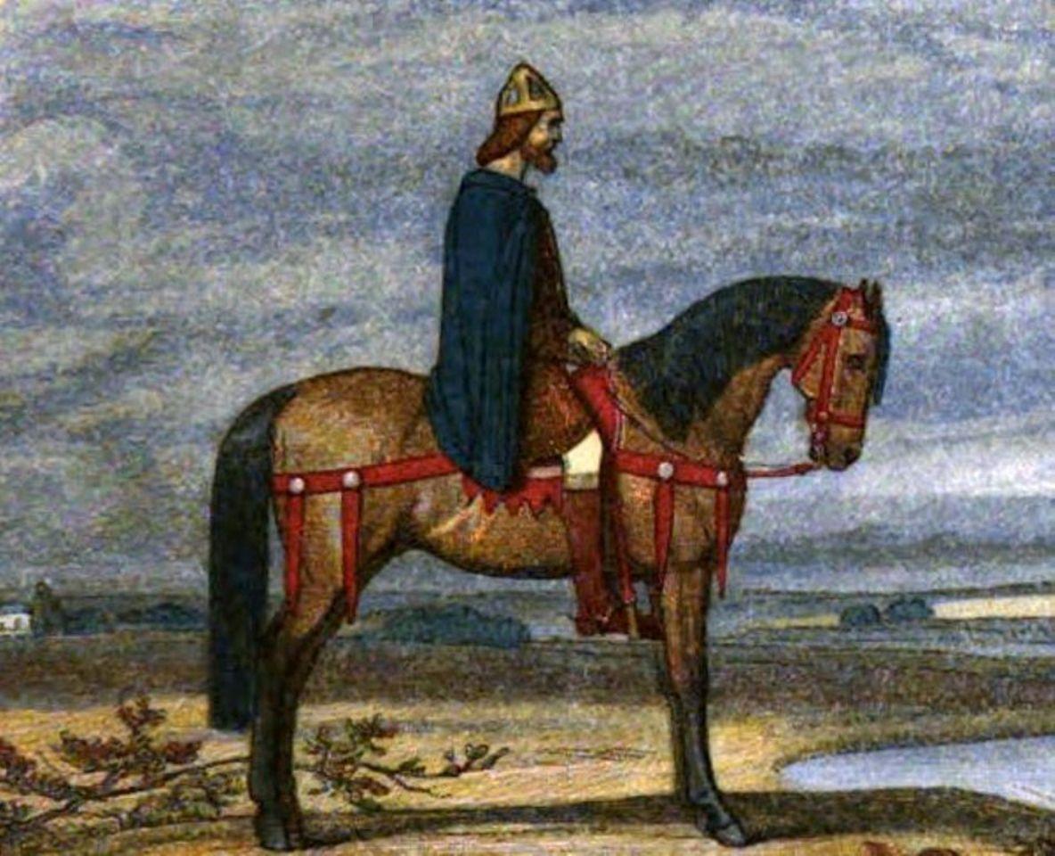 Battle Of Ashdown In The Viking Saxon Wars