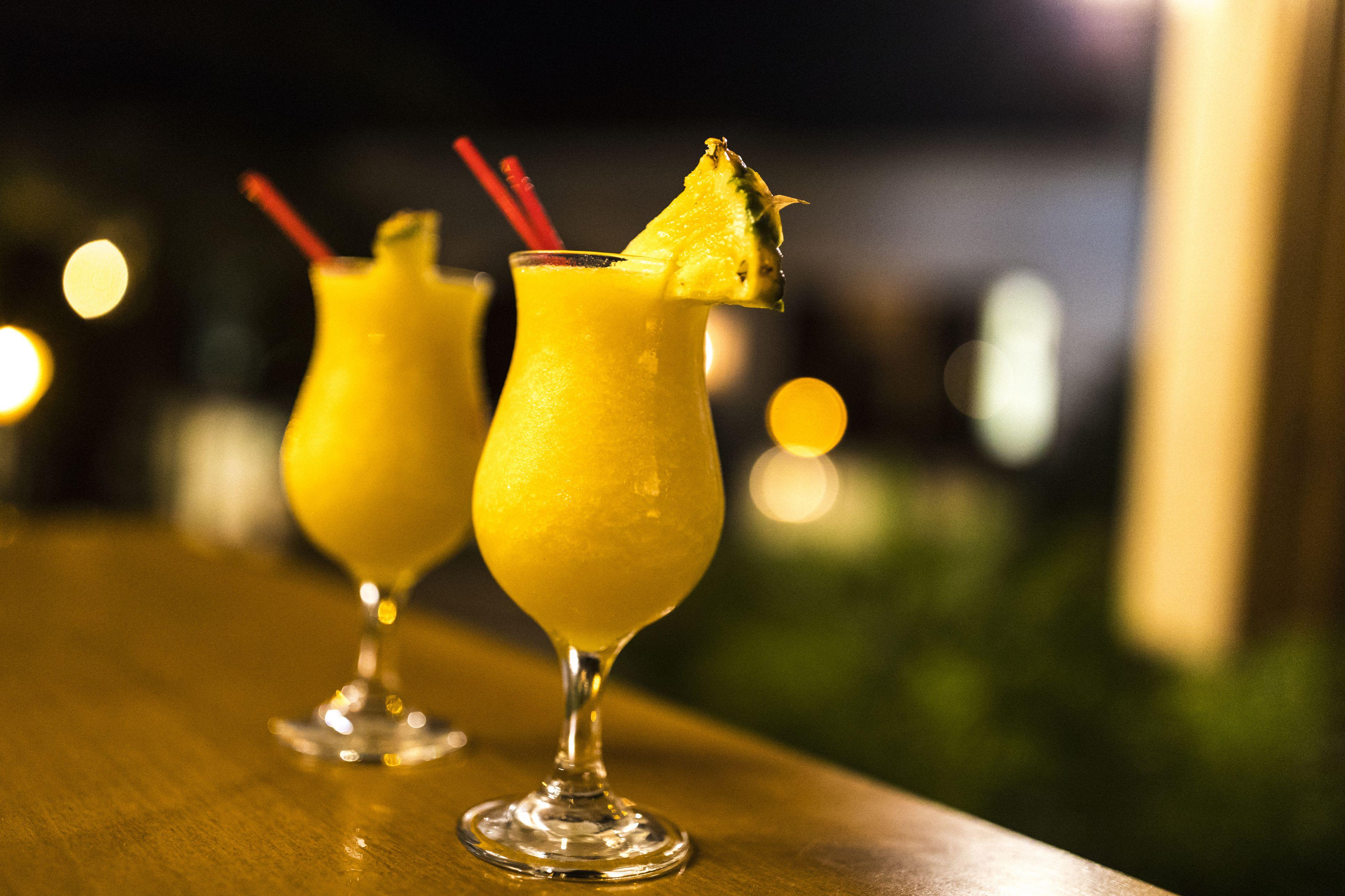 Mango Cocktail a Taste of Paradise