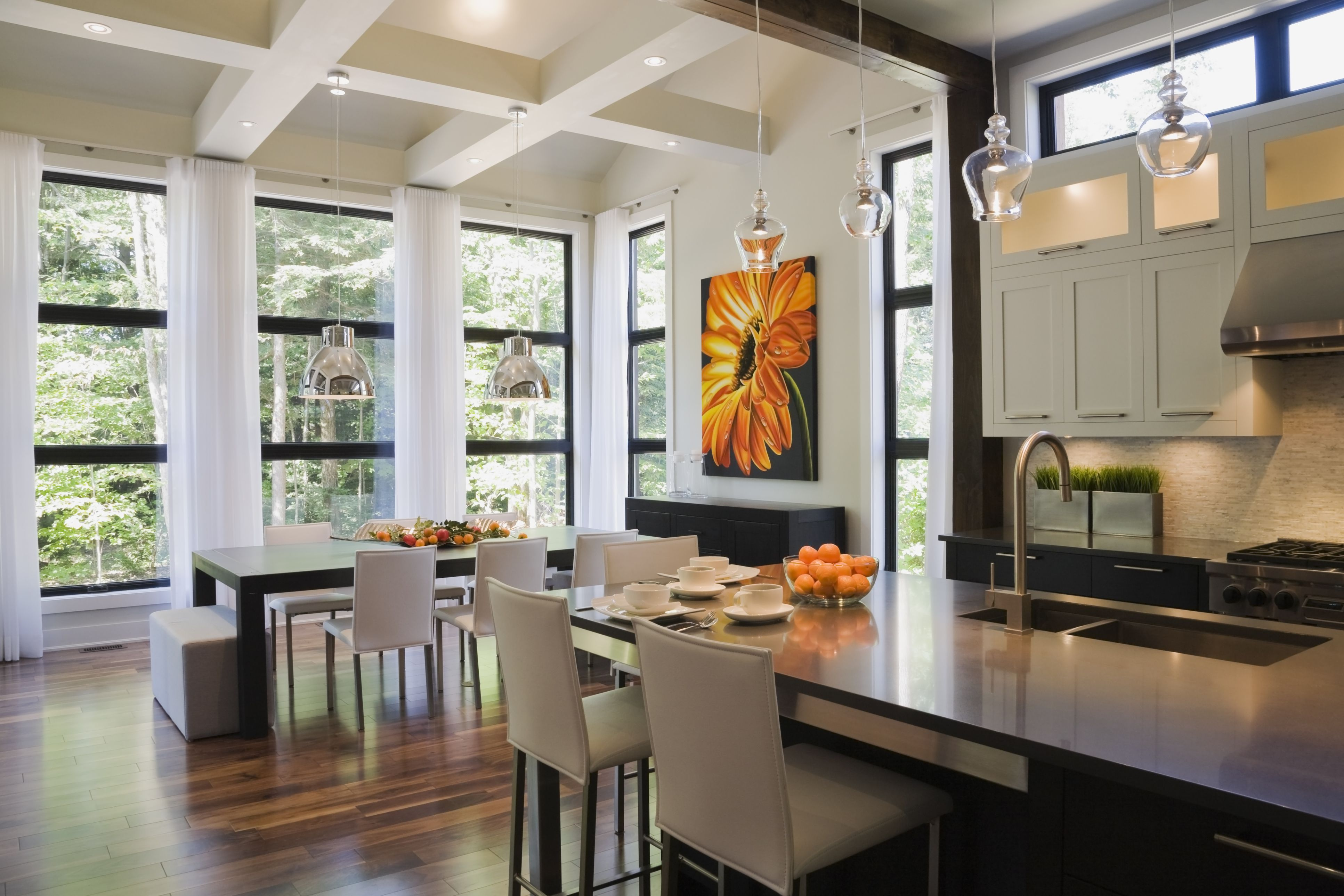 Open Floor Plan: Defined, Pros & Cons, And History