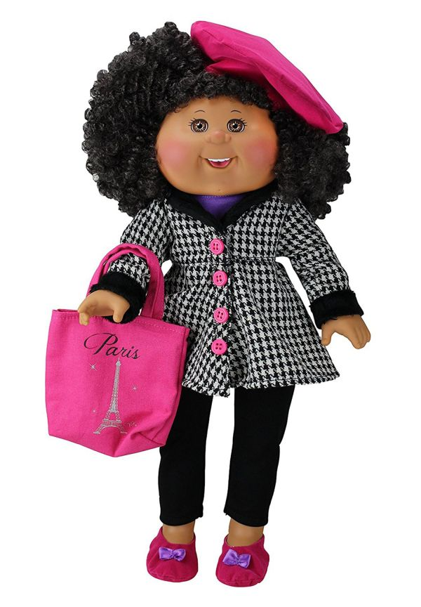 Doll Profile Cabbage Patch Kids