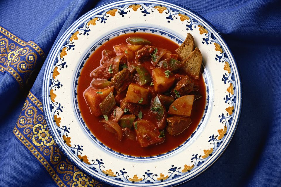 Beverlys Slow Cooker Beef Stew With Potatoes