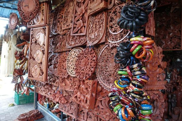 Shopping In Bali - Markets Ubud Kuta Denpasar