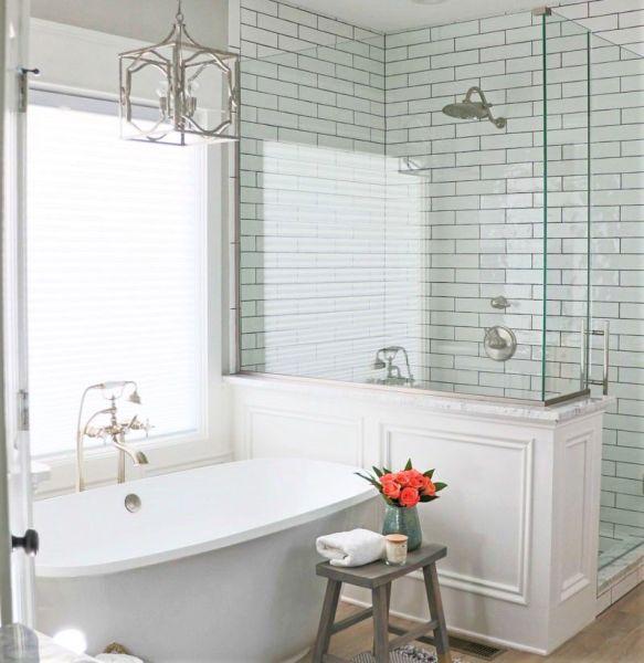 small bathroom shower tub tile ideas Bathroom Shower Remodel Ideas