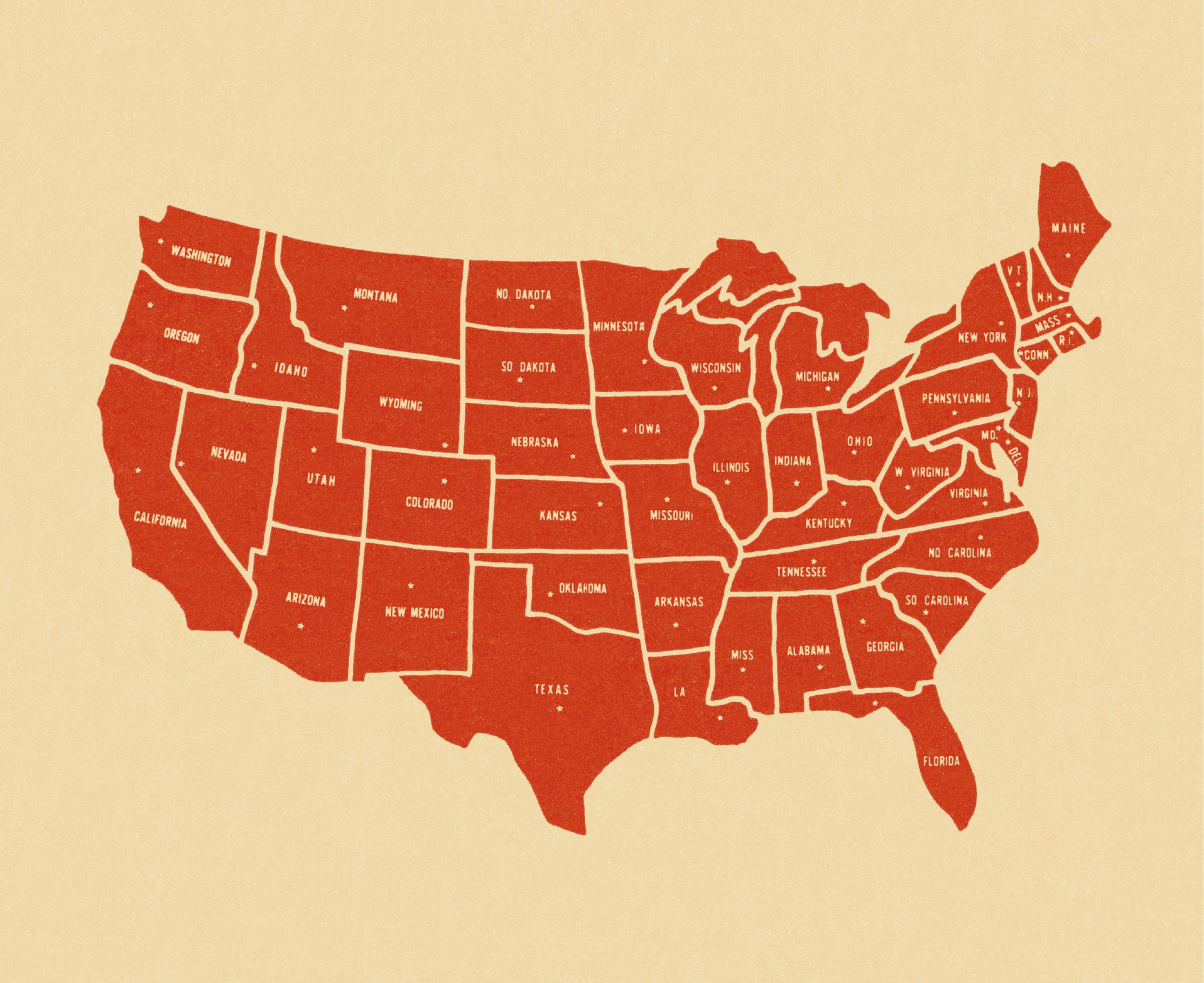 All 50 Us States In French And Why We Should Care