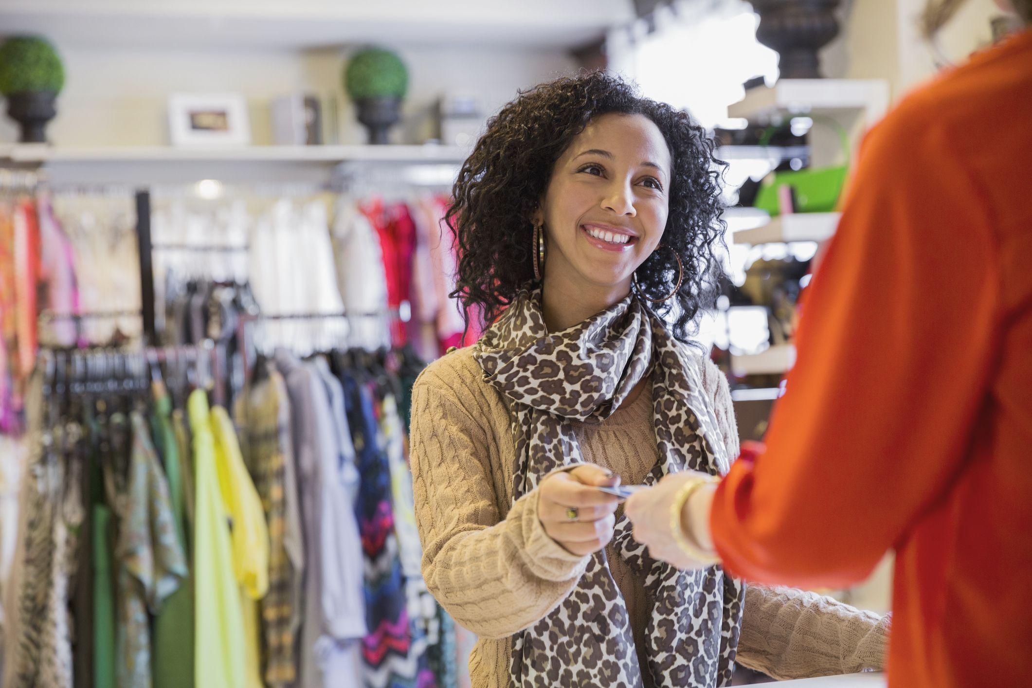 retail experience resume examples