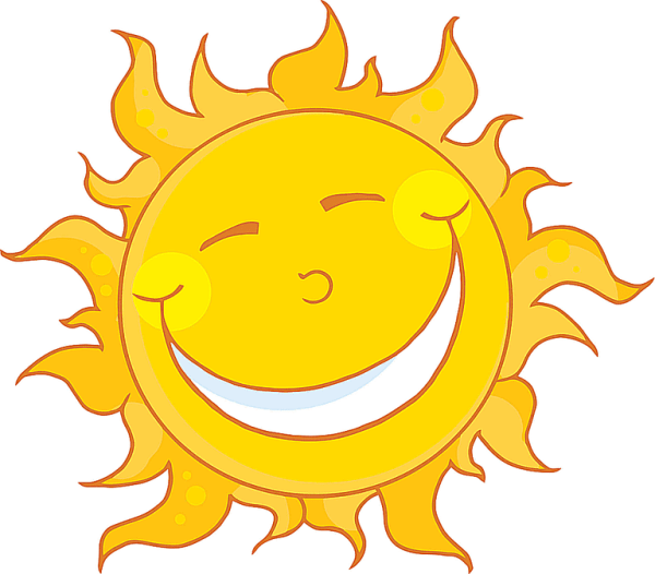 free sun clip art brighten
