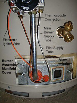 How to: Replacing the thermocouple on a State water heater
