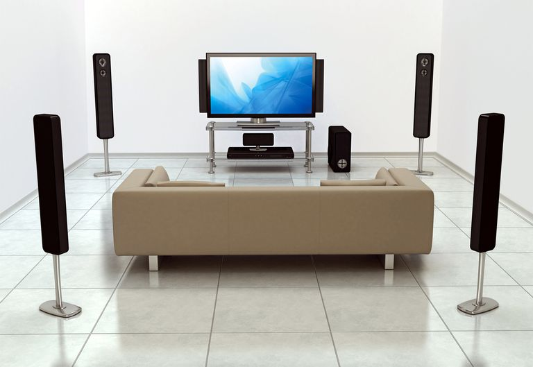 What Is Surround Sound And How Do I Get It?
