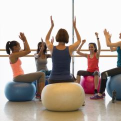Yoga Ball Chair Reviews Party Tables And Chairs For Rent Types Of Exercise Balls Workouts