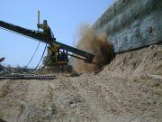 soil nai wall construction