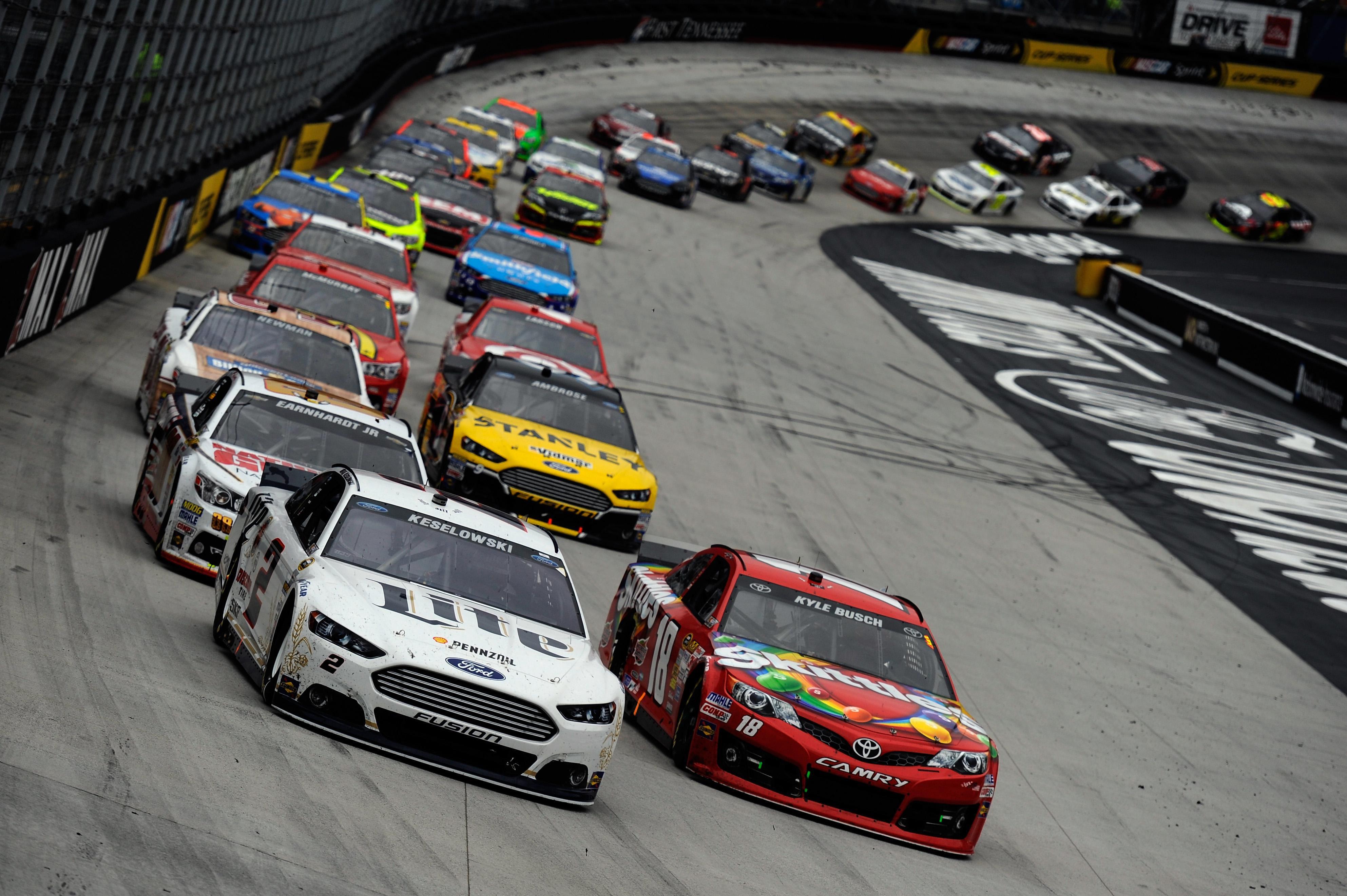 Top 3 NASCAR Sprint Cup Short Tracks
