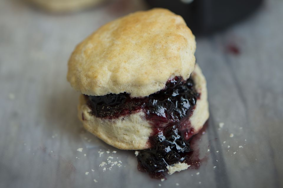 Quick, Easy, British Scone Recipe