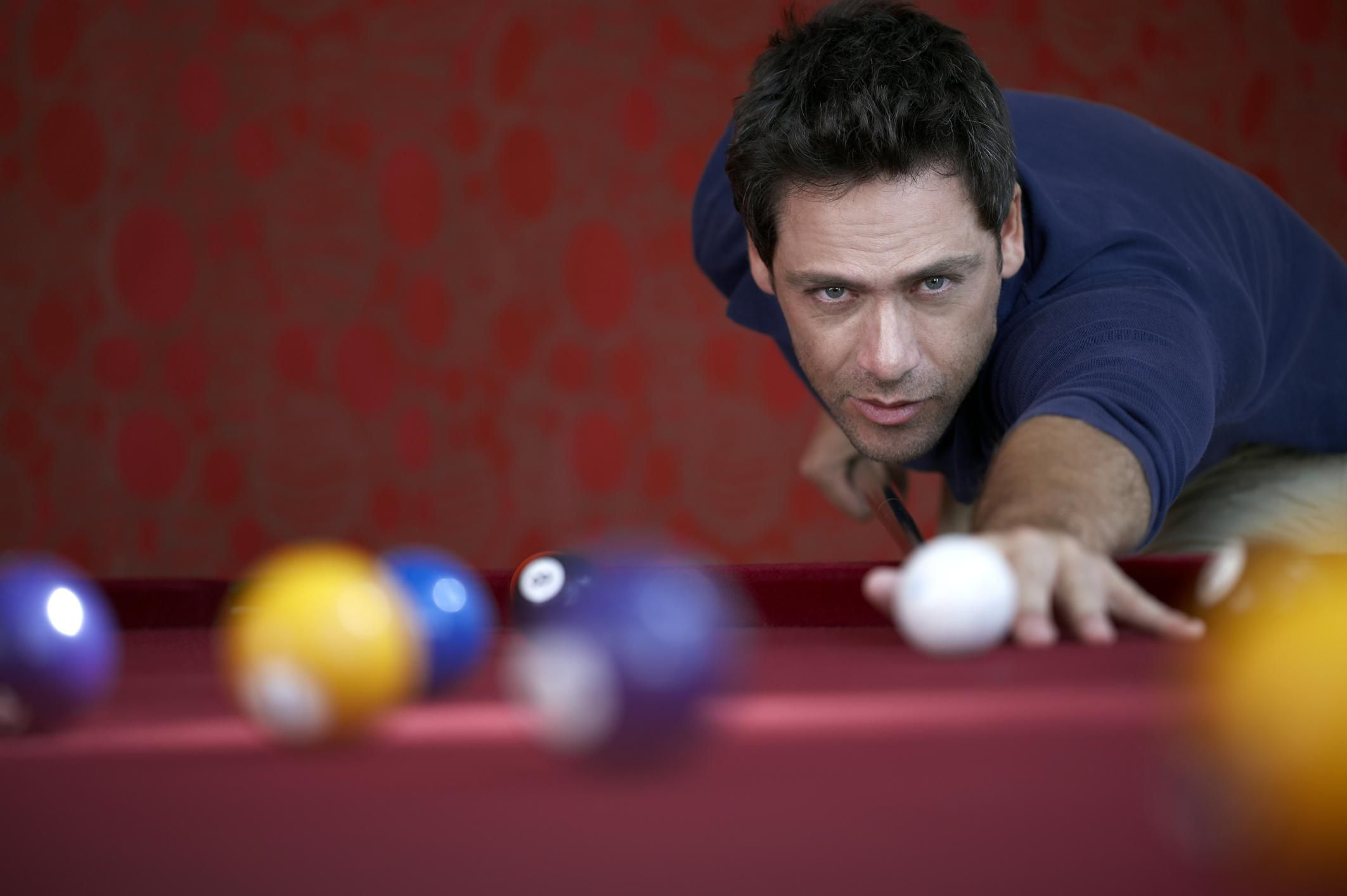 Secrets Of Pool Geometry Aiming In Billiards