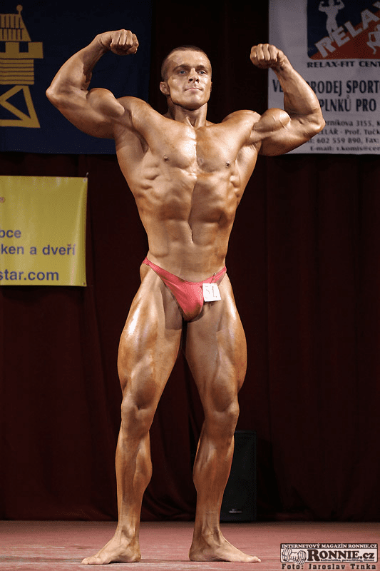 Huf Wallpaper Girl The Eight Mandatory Poses In Bodybuilding