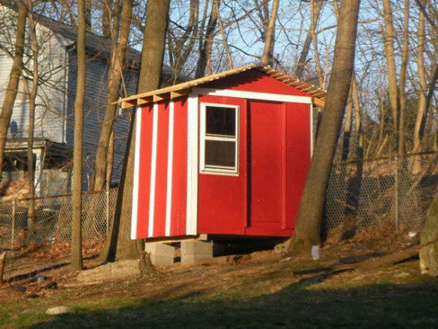 Backyard Building Plans