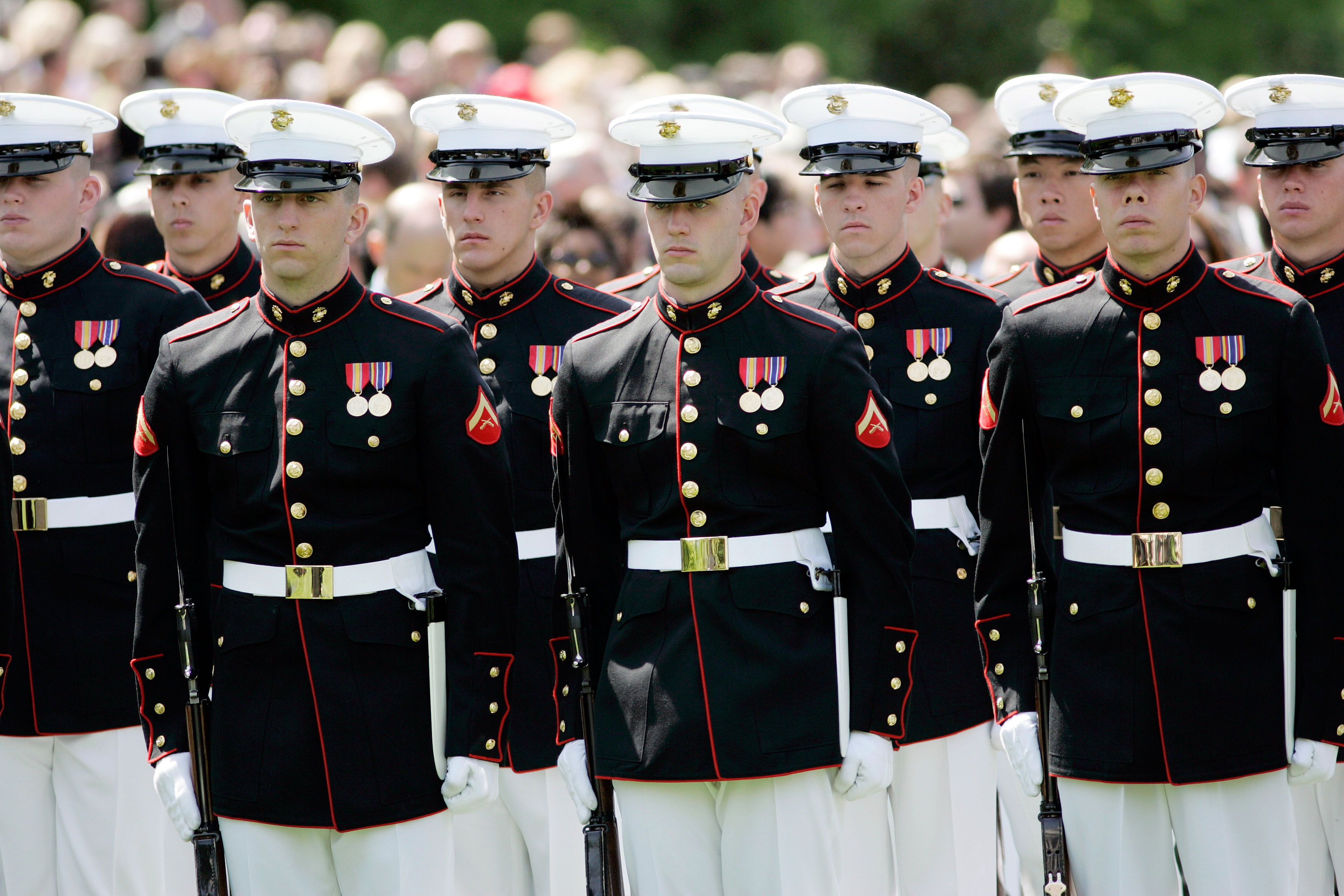 Marine Corps Weight And Fitness Requirements