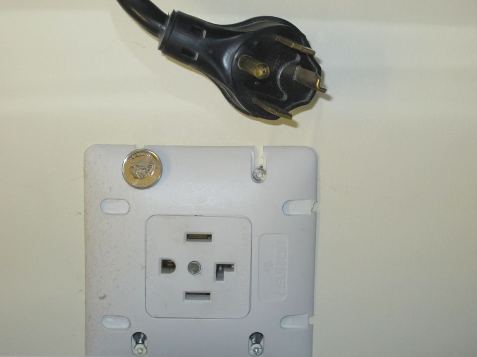 Prong Dryer Outlet Wiring Furthermore 4 Prong Dryer Plug Wiring