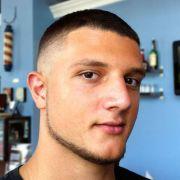men's buzzcut haircuts