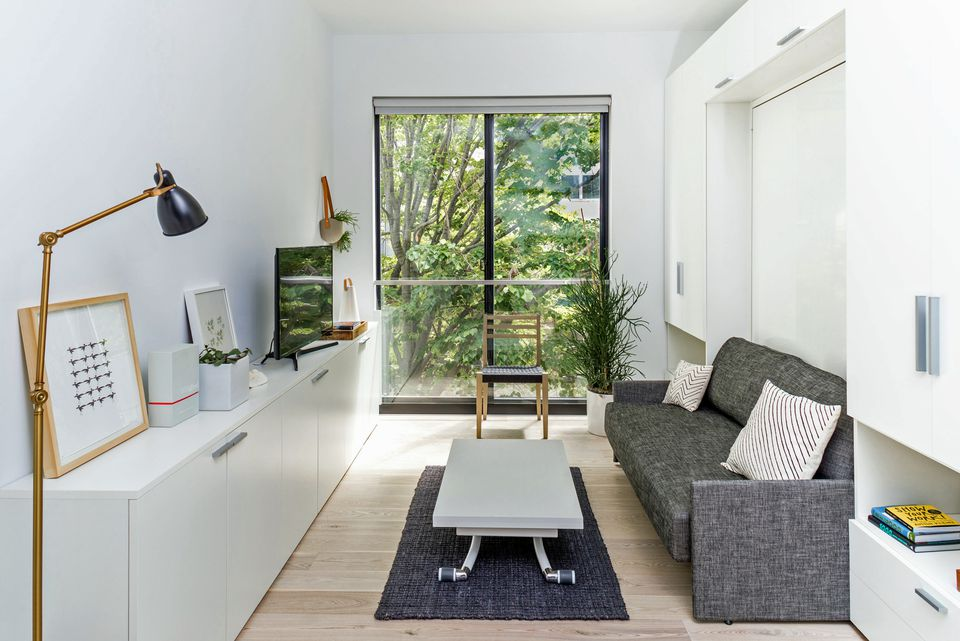 best apartment sofa bed buy corner online uk 12 perfect studio layouts that work