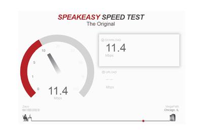 SpeedOf.Me Review (An Internet Speed Test Site)