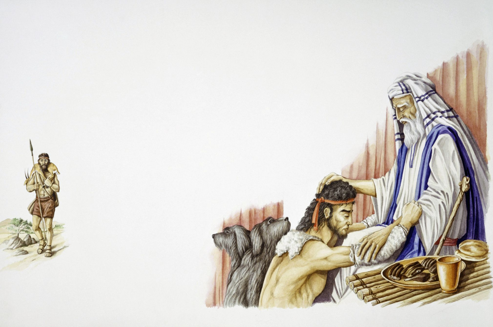 Esau In The Bible The Twin Brother Of Jacob
