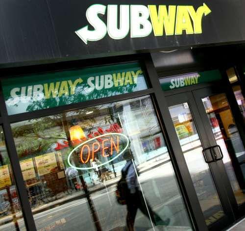 Subway Kids Menu and Meals