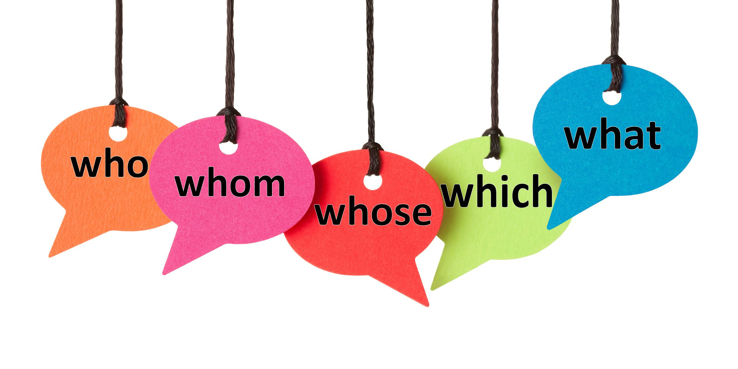 Definition And Examples Of Interrogative Pronouns