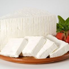 Outdoor Grill Kitchen Create Your Own Feta Cheese On The Grill: Recipe For Skharas