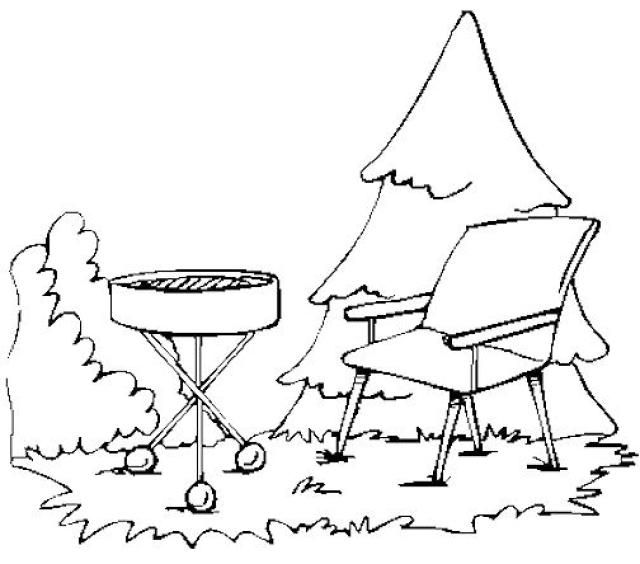 How to Make a Camping and Picnic Themed Coloring Book