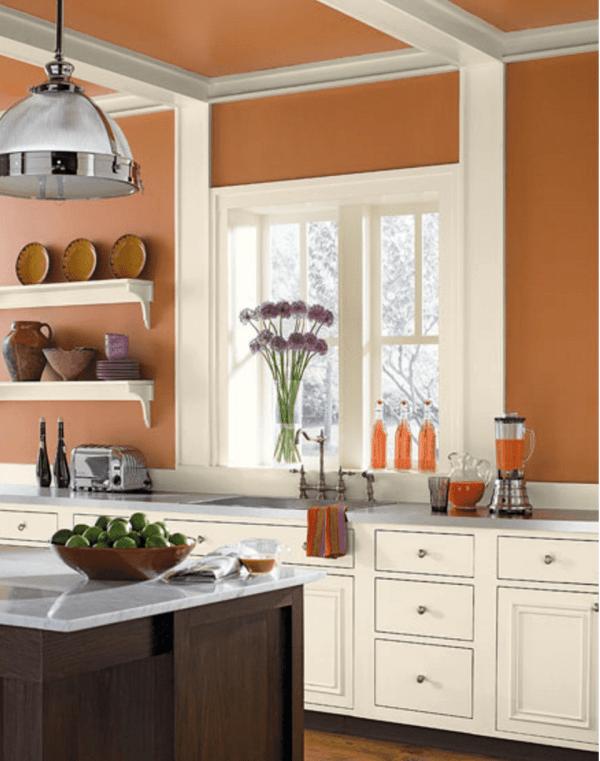 Rustic Italian Colors Benjamin Moore Vtwctr