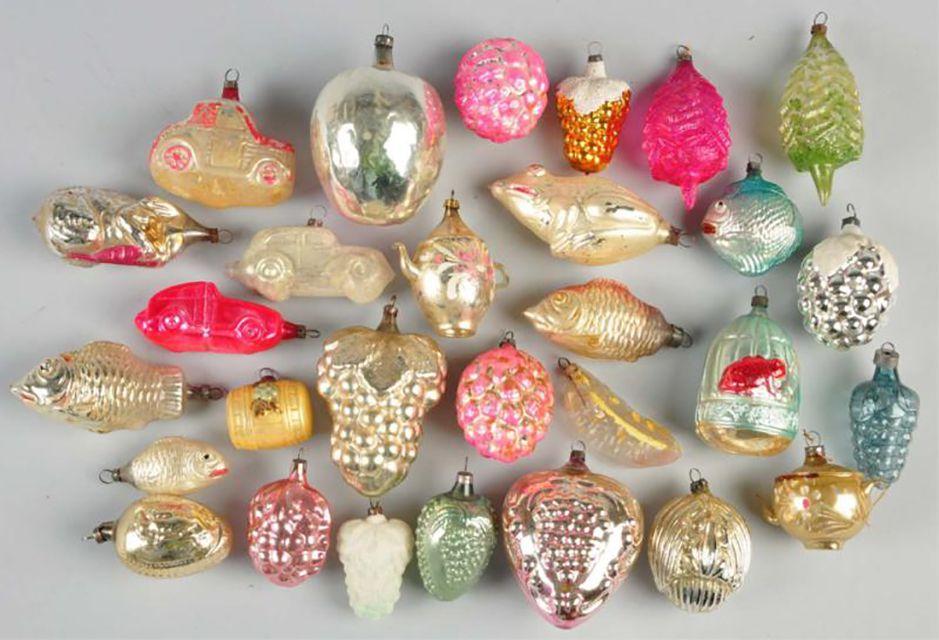 Christmas Lights Trees