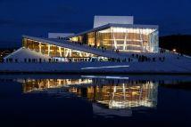Snohetta' Design Oslo Opera House