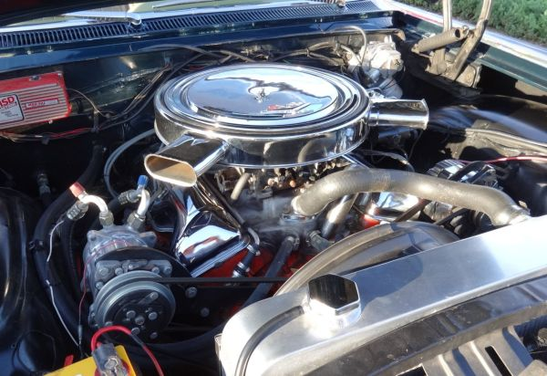 Big Block Engines Muscle Cars