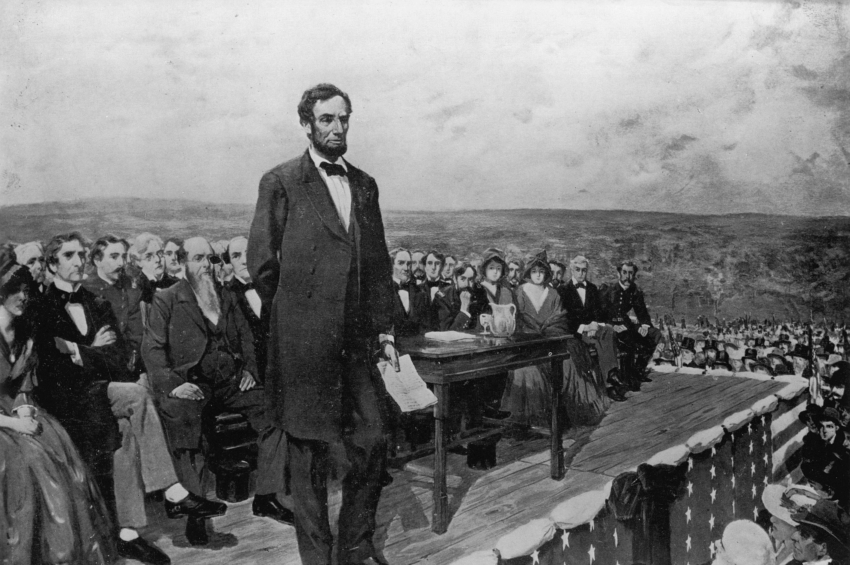Abraham Lincoln Reading Worksheet