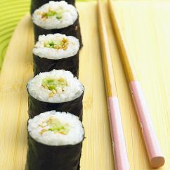 Easy Decorating Ideas For Small Living Rooms Making A Window Between Kitchen And Room Kappamaki (cucumber Sushi Roll) Recipe