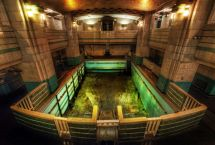 Queen Mary Haunted Pool