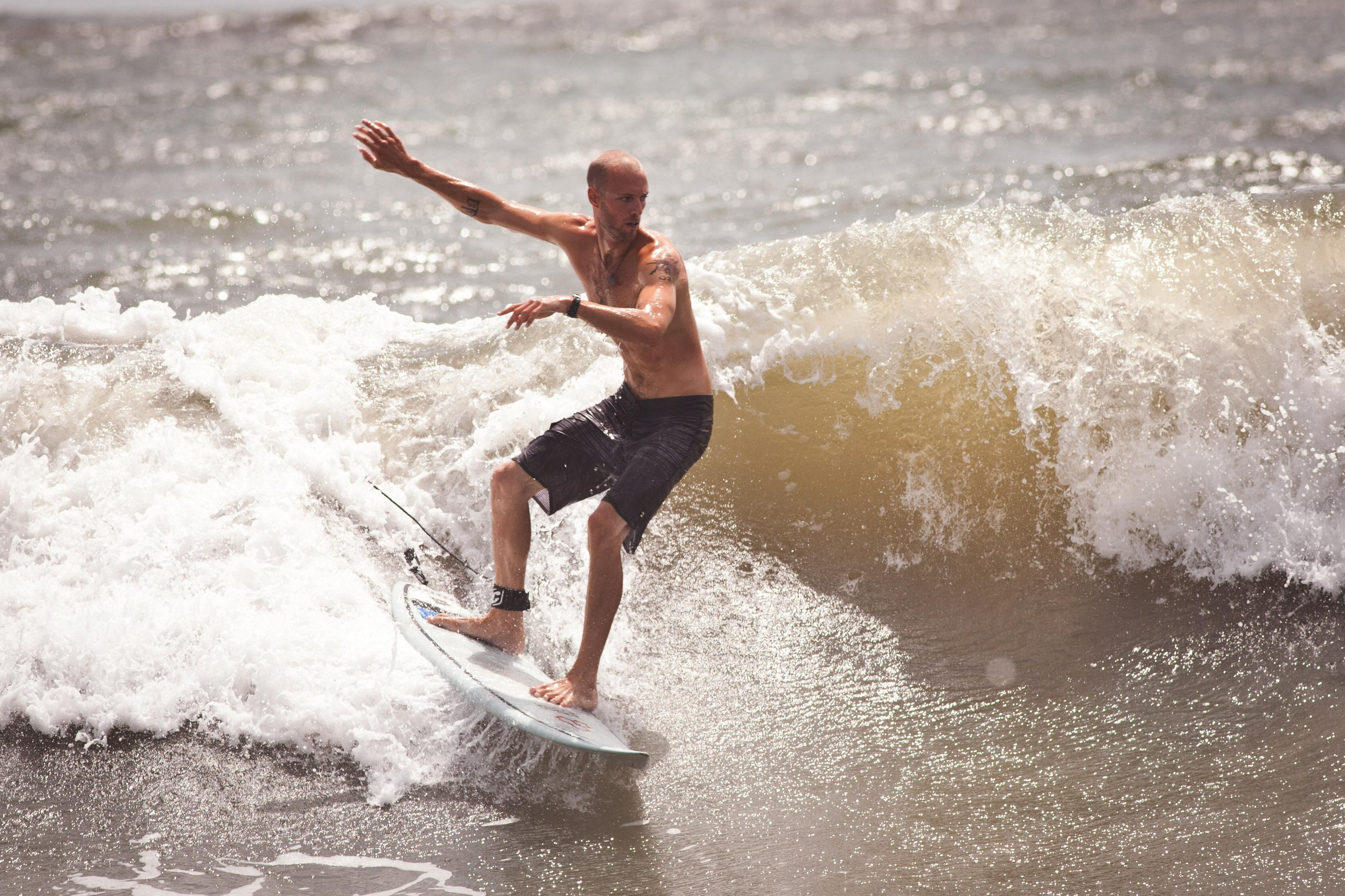 Different Types Of Surfing Waves And Breaks