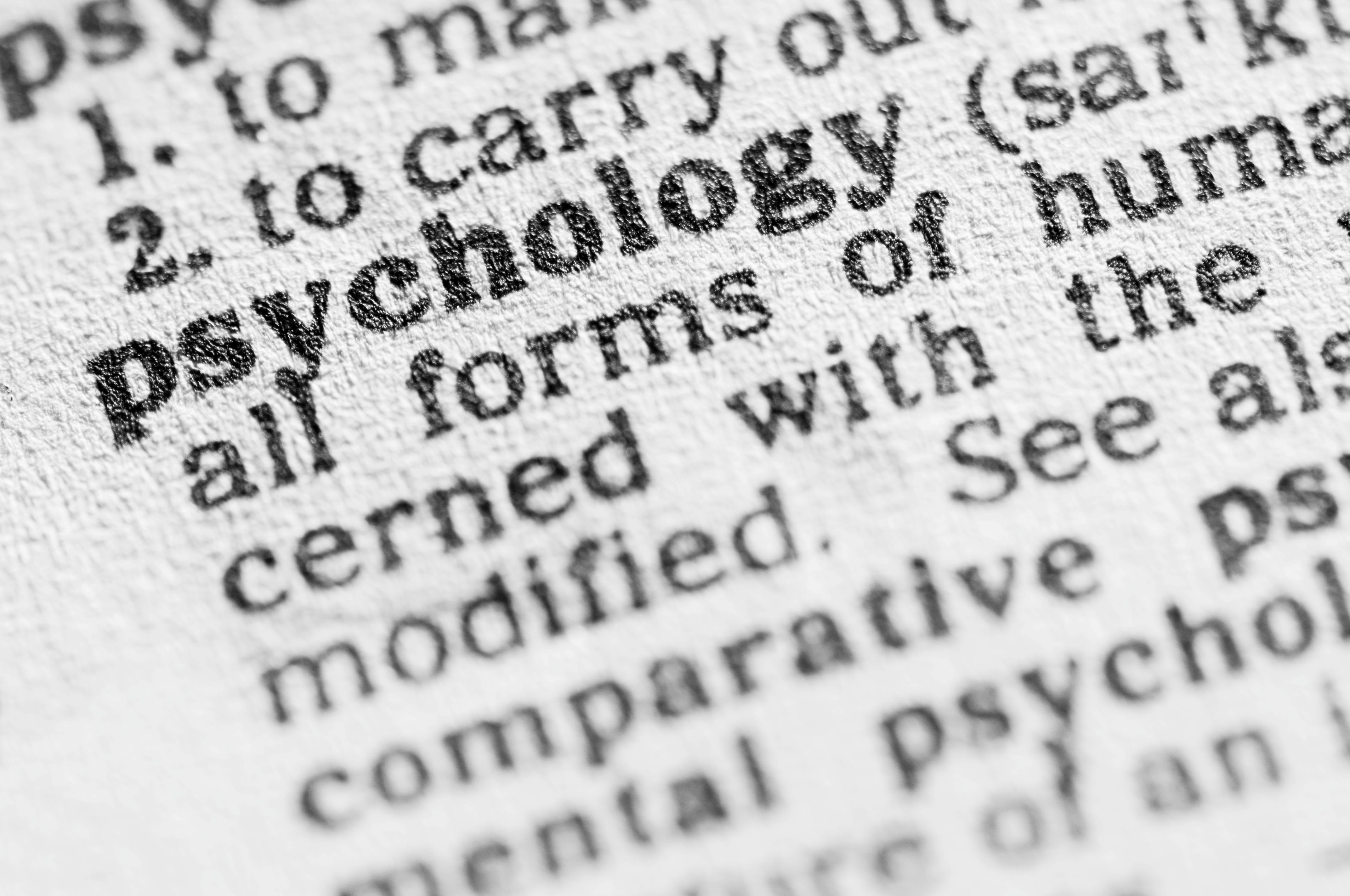 80 Things You Probably Didn't Know About Psychology