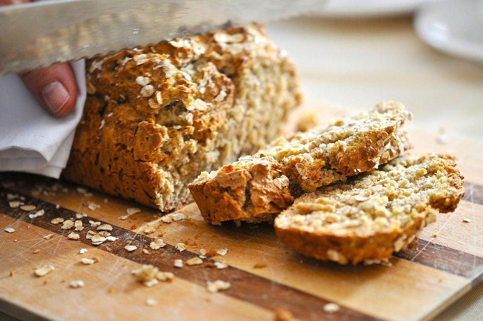 outdoor kitchen griddle and bar irish wheaten bread (brown soda bread) recipe