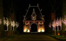 Christmas In South - Holiday Festivals And Lights